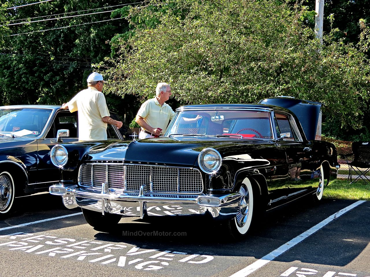 New Hope Lincoln Continental