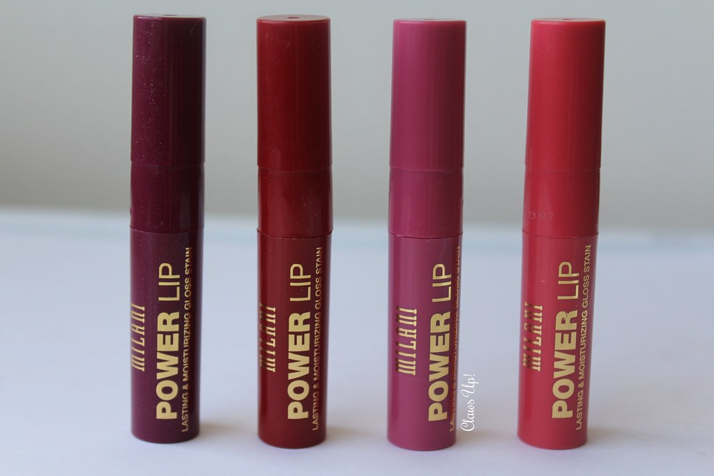 Milani Power Lip Review