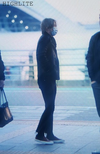 BIGBANG departure Seoul to Fukuoka 2016-12-09 (19)