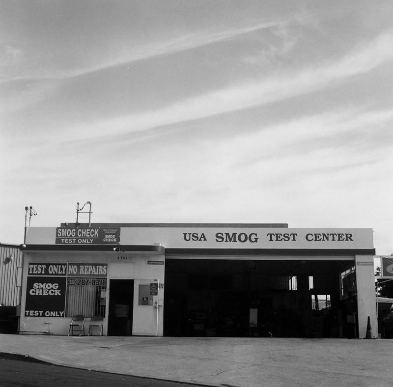 USA Smog Test Center, North Park, San Diego