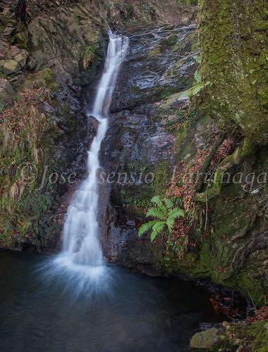 Agua , efecto seda #DePaseoConLarri #Flickr -3807