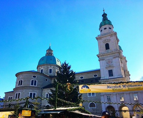 Salzburger Christmas market