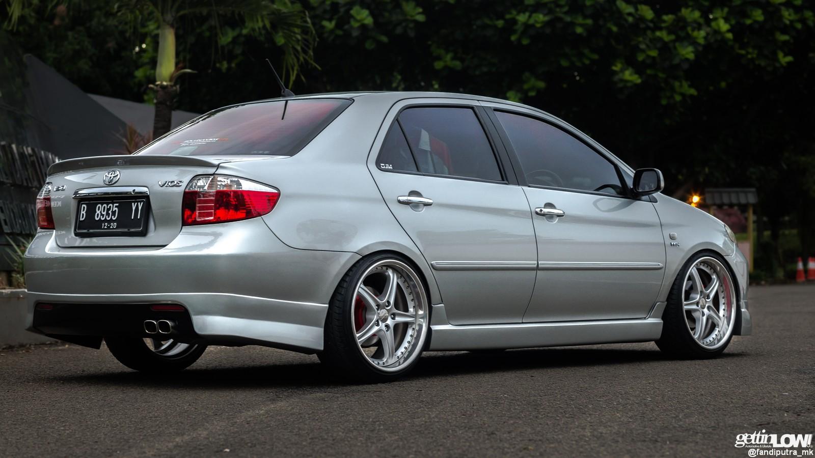 GETTINLOW - Muchlis Kusetianto: 2005 Toyota Vios