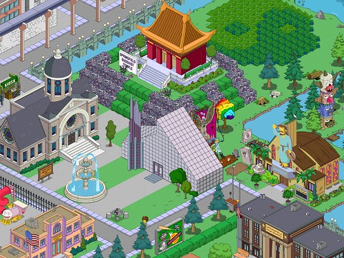 TSTO places of worship.