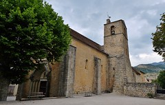 Cathedrale de Senez, Haute Provence - Photo of Moriez