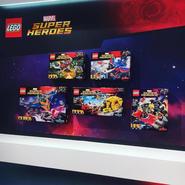 Nürnberg Toy Fair 2017 - Marvel 1