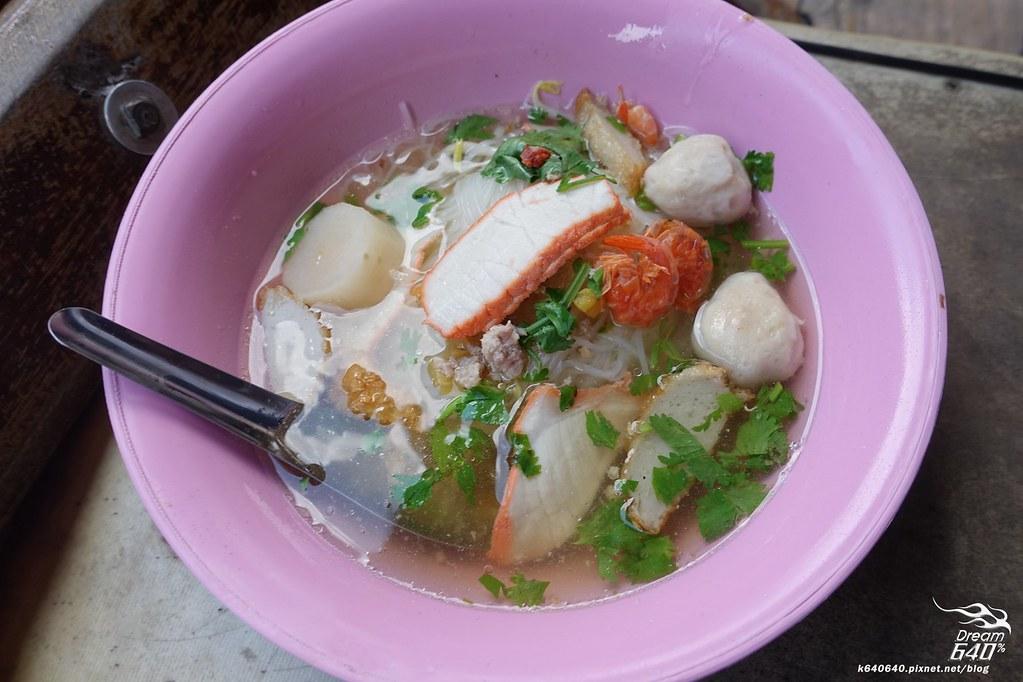 泰國曼谷-水上市場+美功鐵道市集+河濱夜市-11