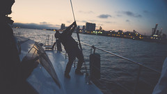 San Diego Bay – An Event Apart Sailing Party