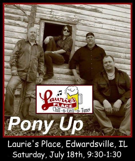 Pony Up 7-18-15