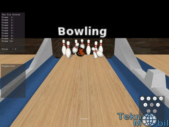 Bowling Full Oyun