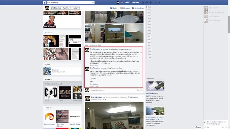 facebook danmark