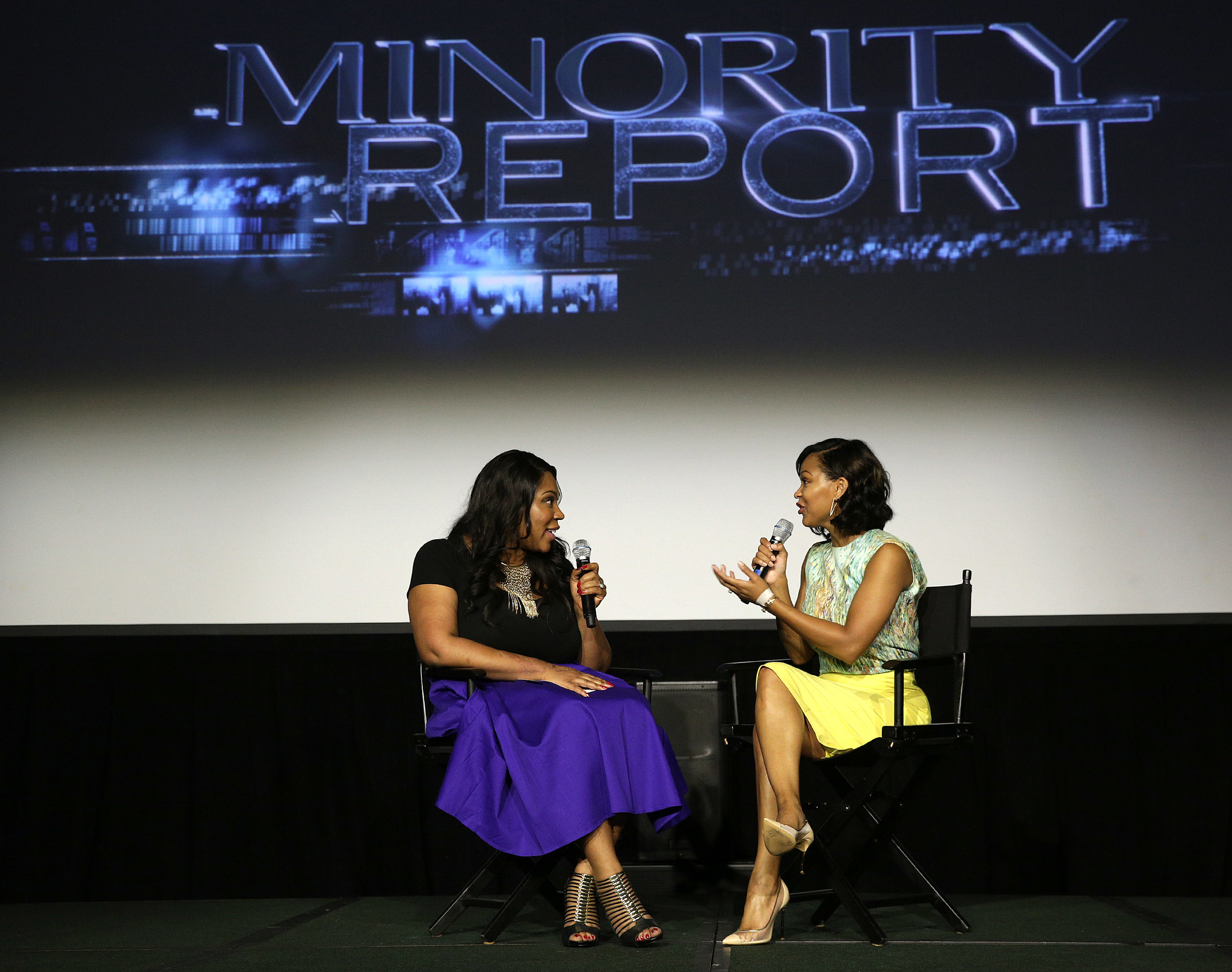 minority report essay meagan good and morris chestnut discuss her new fox show meagan good and morris chestnut discuss her new fox show minority report at the essence music
