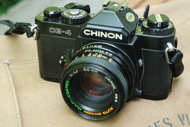 Chinon CE-4 sn 184134