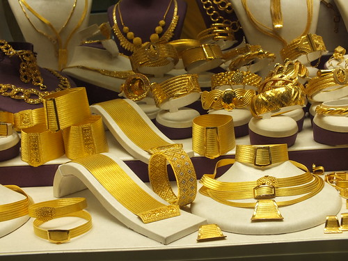 Trabzoni aranyékszerek