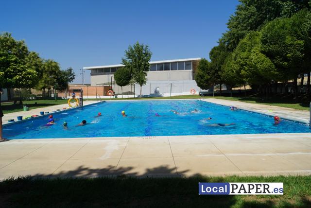 Cursos de nataci n 2015 localpaper for Piscinas publicas baratas en cordoba