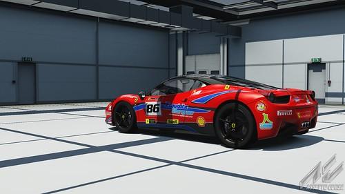 F458 Ital Auto Racing - Ferrari Challenge Asia Pacific - Assetto Corsa