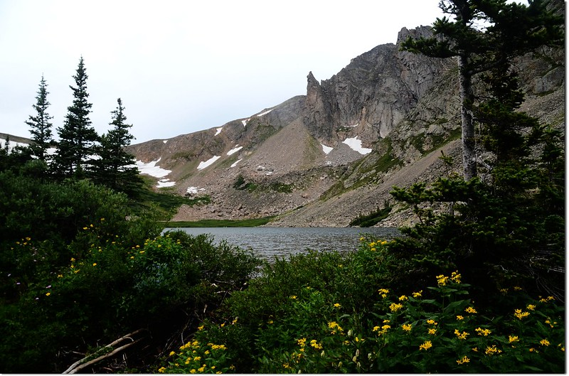 Devils Thumb Lake 1