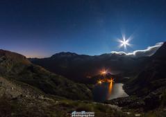 La Luna e le sue stelle...Nivolet, Ceresole Reale