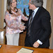 Secretary General Meets with the Director of the Colombian Institute for Family Well-being