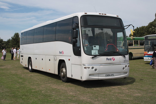 First Hampshire and Dorset 20551 CU04AYS