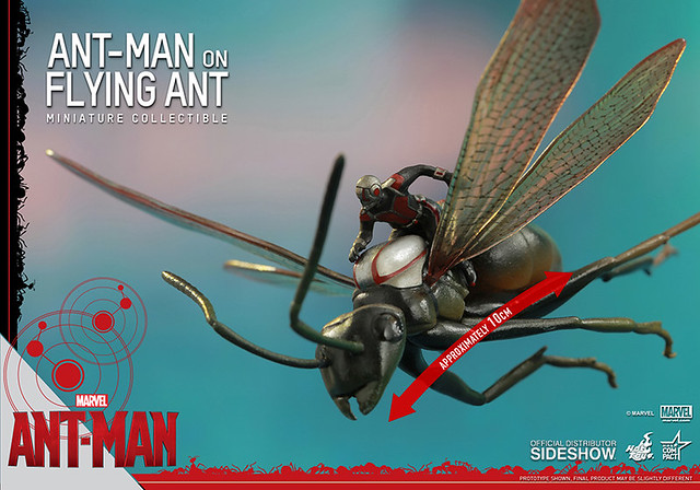 Hot Toys – Miniature 系列 –【蟻人 & 安東尼】Ant-Man on Flying Ant