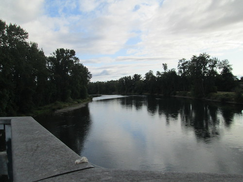 Willamette River, Eugene