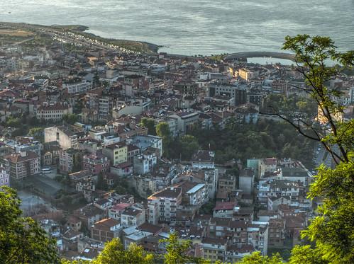 Trabzon látkép