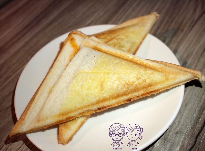 31 默沏(三民店) 肉醬烤起司三明治