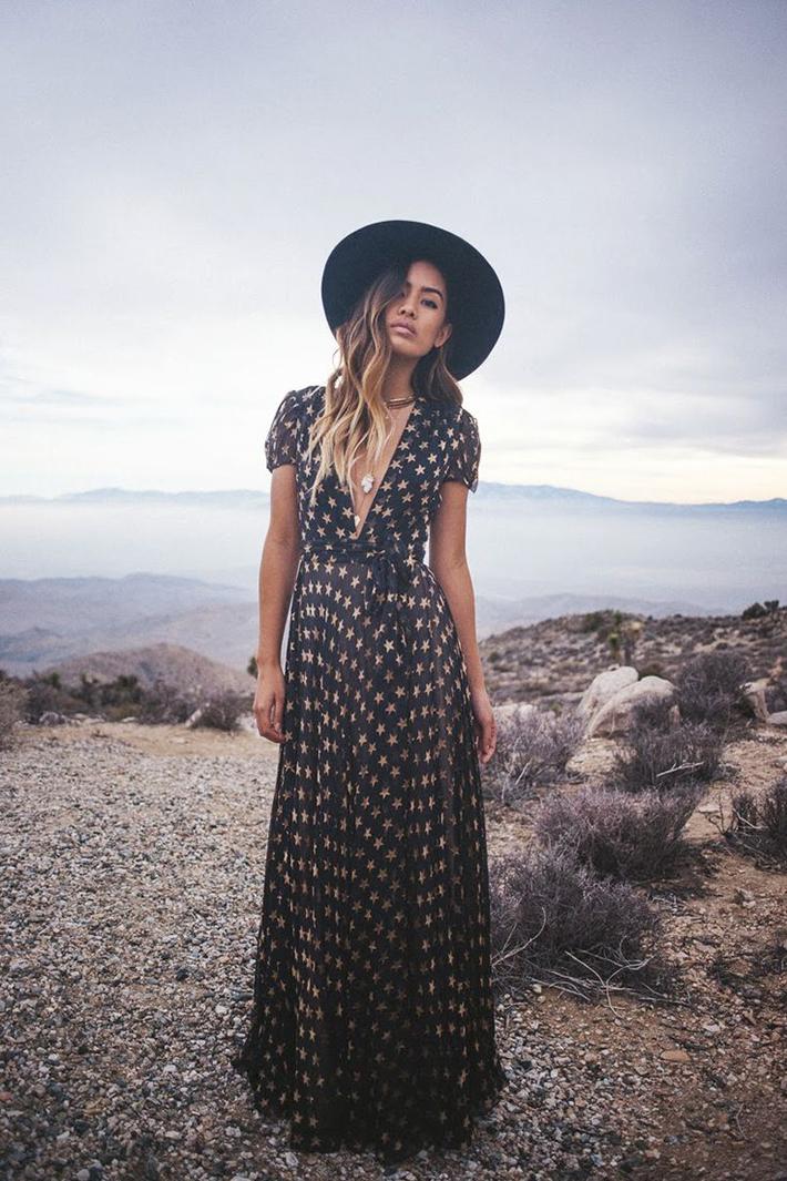 Boho Maxi Dresses Inspiration streetstyle4