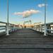 Seegartenbrücke & HDW