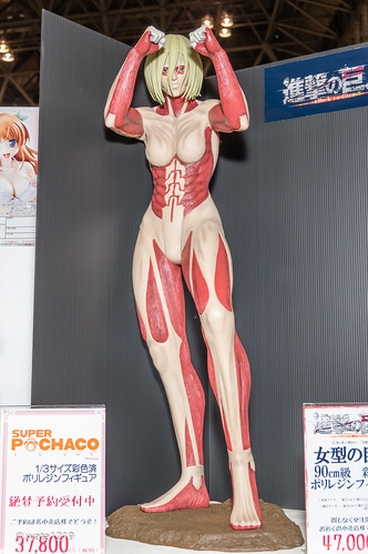 WF2015S[A-TOYS] The Female of titan (1)