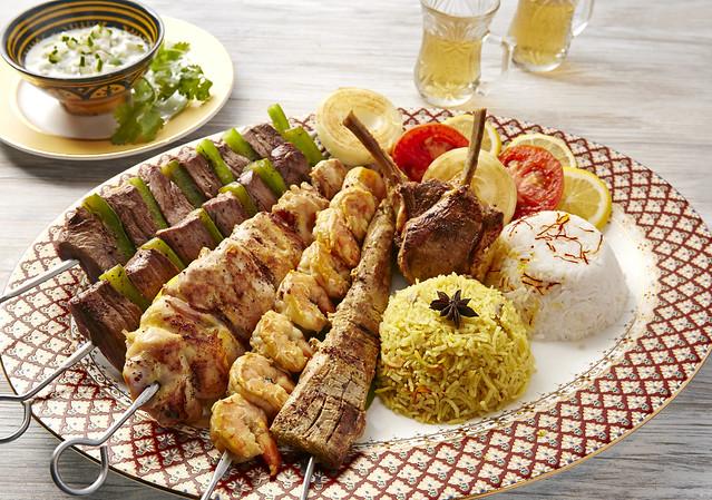 TRC - IRANIAN MIXED GRILL