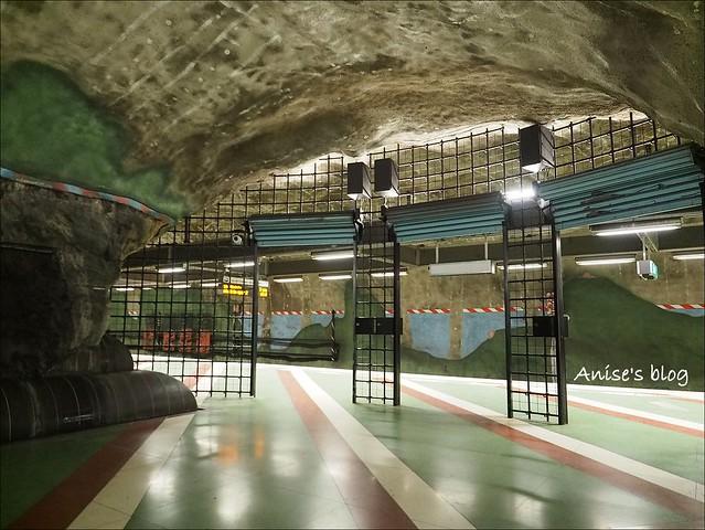 斯德哥爾摩藝術地鐵011