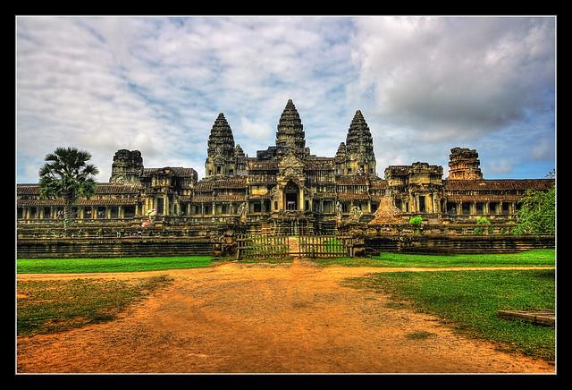 Siem Reap K - Angkor wat 01