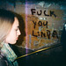 Seriously Linda, go fuck yourself! by justinsdisgustin