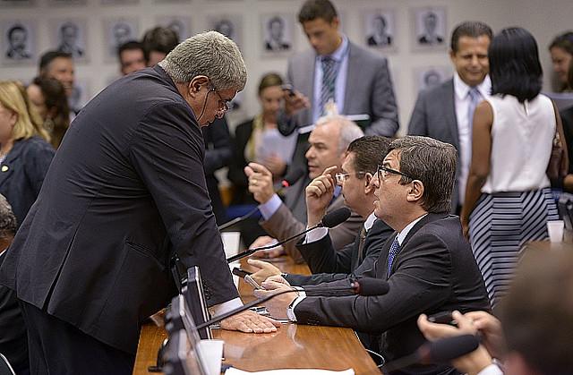 El gobierno precisa de 22 firmas para colocar la enmienda constitucional en la pauta del día  - Créditos: Leonardo Prado / Cámara de Diputados