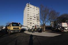 Rénovation des espaces extérieurs quartier Cuyès