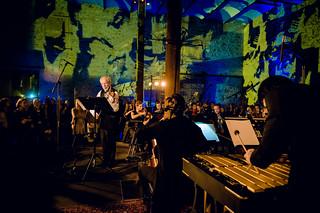 Gidon Kremer und Kremerata Baltica bei der Yellow Lounge in der Musikbrauerei in Berlin am 14.12.2016