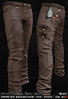 Razor - Method Pants - Brown - SwagBag Jan 2017