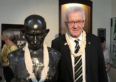 Ministerpräsident Kretschmann besucht Indien