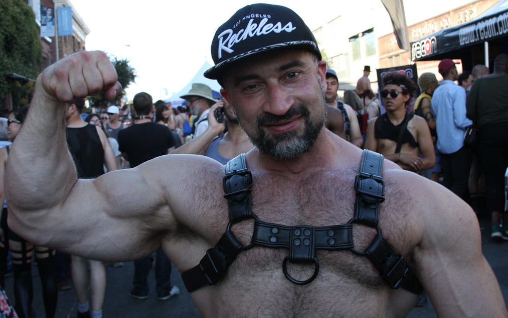 #41 TOP 50 FOLSOM HUNKS ! ( safe photo )