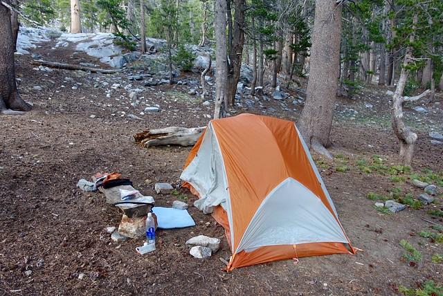 Campsite, m802