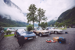 Klöntaler See // Switzerland // Passione Caracciola