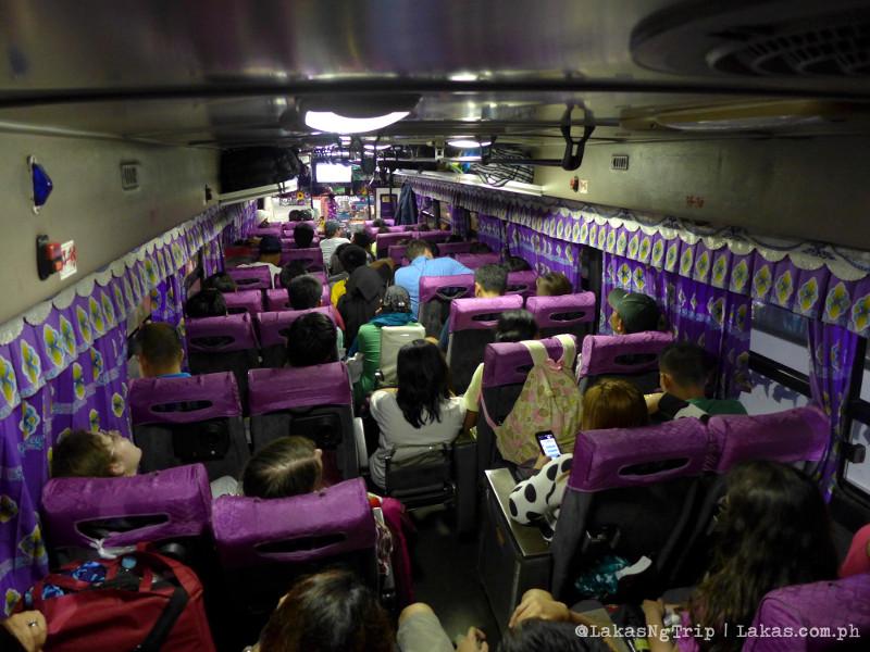 Ohayami Trans from Manila to Banaue