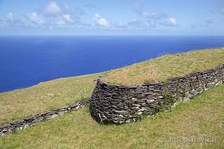 Easter Island - Orongo Stone House