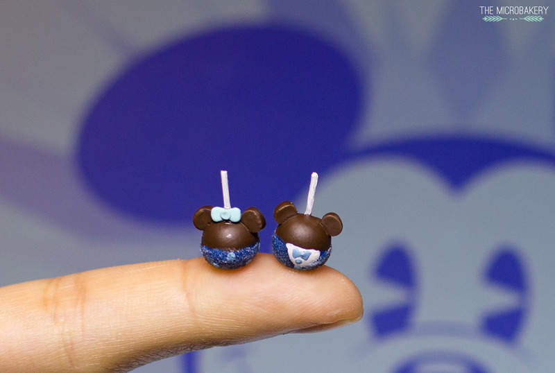Disneyland 60th Anniversary Candy Apples