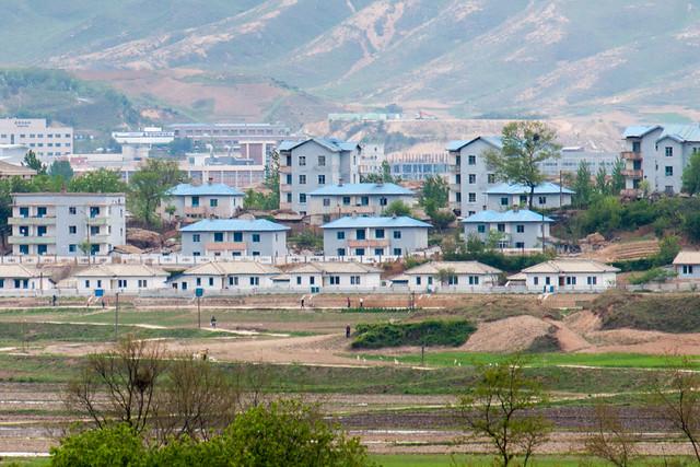 'Peace Village'.