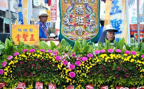 136 Procesion en honor a la diosa Matsu en Kaohsiung (72)