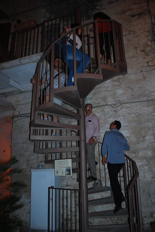 Rutigliano- In visita sulla Torre Normanna con la Pro Loco (11)