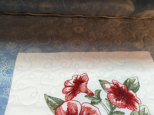 Client quilt June 2015